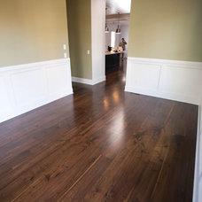 Modern Flooring by Oak & Broad