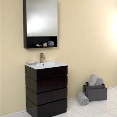 Contemporary Bathroom Vanities And Sink Consoles by Hayneedle
