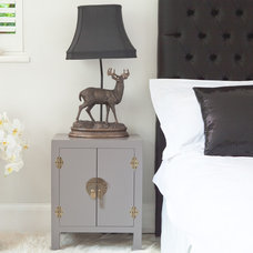 contemporary nightstands and bedside tables by The French Bedroom Company