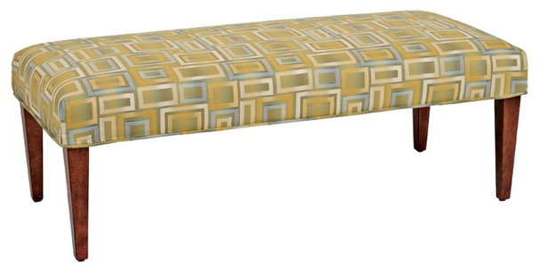 Contemporary Upholstered Benches by Lamps Plus