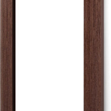 Contemporary Wall Mirrors by WoodnGo