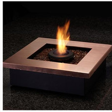 Contemporary Tabletop Fireplaces by Grandin Road
