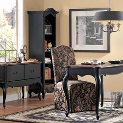 Provence Writing Desk - Use the Provence writing desk with its matching collection to complete the room.
