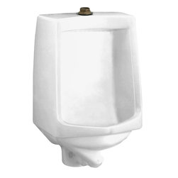 American Standard - American Standard 6150100020 Waterless Urinal Large - American Standard 6150.100.020 Waterless Urinal Large. This environmental friendly urinal requires no water whatsoever. Designed specifically to reduce splashing and odors, and to considerably lower your utility and maintenance costs. This money-saving, eco-friendly option is ideal for private businesses and public entities that want to make a positive environmental impact. Waterless urinals save upto 40,000 gallons of water a fixture per year. This product has revolutionized urinal design and functionality by offering a virtually splash-free surface along with odorless, easy-to-maintain performance.