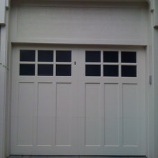 Traditional Garage Doors And Openers by Madden Door & Sons, Inc.