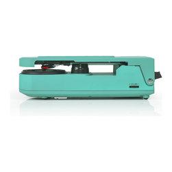 Crosley - Revolution USB Turntable - Dimensions:  10.75 x 4 x 3.25 inches