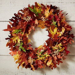 A Year of Live Wreaths - How about a live fall wreath? You can sign up to receive a new one every few months. It will surely brighten your front door.