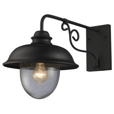 Streetside Cafe 62001 Outdoor Wall Sconce by Elk Lighting