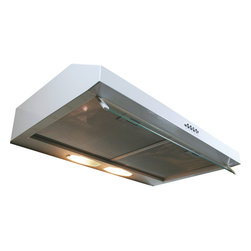 YOSEMITE HOME DECOR - 30in Undercabinet Hood with 190 CFM & Incandescent Lighting, White - The Builder Series from Yosemite Home Decor offers the perfect solution for the traditionalist at heart. Ideal for any kitchen, the Builder Series maintains a style that has sustained the test of time. Offering 190cfm with single blower models and 300cfm with dual blower models, chances are youll be able to find a hood to fit your needs.