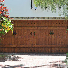 Mediterranean Garage Doors And Openers by Dynamic Garage Door