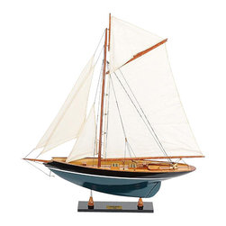 EuroLux Home - New Model Sailboat Penduick Painted - Product Details