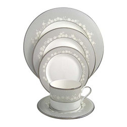 Lenox - Lenox Bellina 5-Piece Place Setting - Lenox Bellina 5-Piece Place Setting