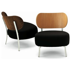 Contemporary Armchairs And Accent Chairs by Suite New York