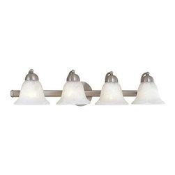 Millennium Lighting - Millennium Lighting 494 4 Light Bathroom Vanity Light - Features: