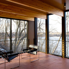 camouflage house - green lake, wisconsin — JOHNSEN SCHMALING ARCHITECTS