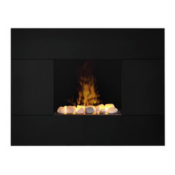 "Dimplex - Dimplex Tate Opti-Myst Wall Mount Electric Fireplace Multicolor - TAH20R - Shop for Fire Places Wood Stoves and Hardware from Hayneedle.com! This Dimplex Tate Opti-Myst Wall Mount Electric Fireplace delivers contemporary comfort to any space no matter how small. This Wall Mounted electric fireplace glows with the revolutionary Opti-myst flame. It can be viewed with or without heat and it generates no harmful particulate or emissions. This sleek contemporary design is versatile enough to fit many different styles. About DimplexDimplex North America Limited is the world leader in electric heating offering a wide range of residential commercial and industrial products. The company's commitment to innovation has fostered outstanding product development and design excellence. Recent innovations include the patented electric flame technology - the company made history in the fireplace industry when it developed and produced the first electric fireplace with a truly realistic ""wood burning"" flame effect in 1995. The company has since been granted 87 patents covering various areas of electric flame technology and 37 more are pending. Dimplex is a green choice because its products do not produce carbon monoxide or emissions."
