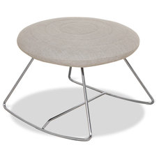 Modern Footstools And Ottomans Target Beige Stool