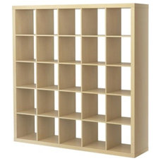 Modern Bookcases by IKEA
