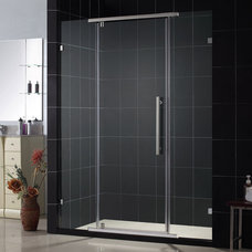 Contemporary Showers by BuilderDepot, Inc.