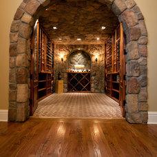 by Joseph and Curtis Custom Wine Cellars