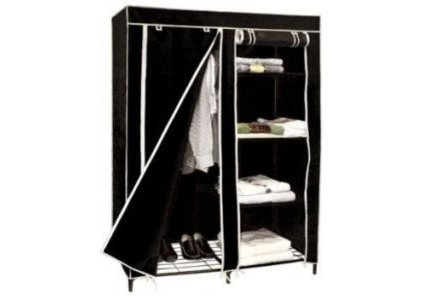 Contemporary Clothes Racks by Linens 'n Things