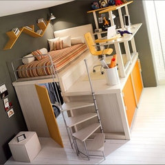 contemporary  Loft Idea