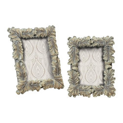 Sterling Industries - Florintine Scroll Picture Frames S/M - Florintine Scroll Picture Frames S/M