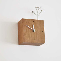modern clocks by Neëst