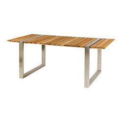 Boca Rectangular Dining Table - By Kingsley Bate