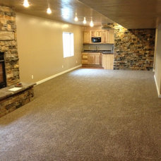 Almost done finishing my basement.