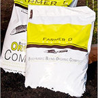 Farmer D Organics - Farmer D Organics Organic Biodynamic Blend Compost - 20 lbs. Multicolor - COMP-1 - Shop for Garden Equipment from Hayneedle.com! Treat your garden to a nourishing meal with Farmer D Organics Organic Biodynamic Blend Compost - 20 lbs.. The ingredients for this black gold include green waste from Whole Foods Markets and byproducts from pine forests cotton gins peanuts chicken litter granite dust and biodynamic soil preparations. This blend packs a powerful team of living beneficial microorganisms that will continuously unleash the soil's nutrients in forms that your plants can use. This compost makes good use of over 40 000 lbs./week of Whole Foods Market green waste that previously went to landfills!About Farmer D OrganicsEnvironmentally friendly and socially conscious Farmer D Organics is in the business of creating farms and products for the earth and its people. Their product line is based on creating the highest quality organic soil and plant foods for growing the most nutritious and delicious food and medicines. These products are geared toward everyone from the backyard gardener to the large-scale organic farmer. One of their most popular products the Farmer D Organics Signature Biodynamic Blend Organic Compost is a Demeter certified biodynamic compost derived from the organic spoils from Whole Foods Market. This key ingredient not only creates a superior product but also a fantastic sustainable closed-loop model. Farmer D products are hand made in the USA using Wester Red Cedar that's FSC-certified. Farmer D Organics strives to empower people to grow healthy foods and sustainable communities by applying biodynamic principles to agriculture and urban gardens.