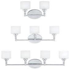 Contemporary Bathroom Lighting And Vanity Lighting by Lumens