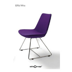 Soho Concept - EIFFEL WIRE CHAIR - EIFFEL-WIRE - Eiffel Collection Wire Chair