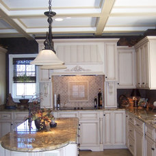 Mediterranean Kitchen Cabinetry by Hagerstown Kitchens Inc.