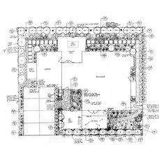 """Site And Landscape Plan Houzz Tour: """"Flex"""" Room Transforms the Flow"""