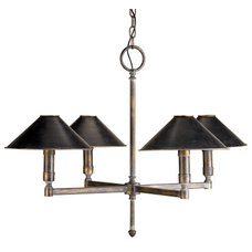 Modern Chandeliers by Currey & Company