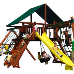 Play Structures for Any Yard size -