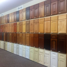 Traditional Kitchen Cabinets by Quesco Cabinets