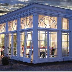 Quorn Hotel's Orangery -