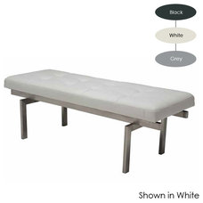 Modern Upholstered Benches by Inmod