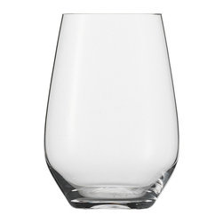 Schott Zwiesel - Schott Zwiesel Tritan Forte Universal Tumblers - Set of 6 - 0007.115218CPD - Shop for Drinkware from Hayneedle.com! Perfect for everything from mixed drinks to juice to milk or water the Schott Zwiesel Tritan Forte Universal Tumblers - Set of 6 will be your go-to glass. The high quality and durable Tritan crystal glass is beautiful and elegant and this glassware is dishwasher-safe for easy and quick clean up.About Fortessa Inc.You have Fortessa Inc. to thank for the crossover of professional tableware to the consumer market. No longer is classic high-quality tableware the sole domain of fancy restaurants only. By utilizing cutting edge technology to pioneer advanced compositions as well as reinventing traditional bone china Fortessa has paved the way to dominance in the global tableware industry.Founded in 1993 as the Great American Trading Company Inc. the company expanded its offerings to include dinnerware flatware glassware and tabletop accessories becoming a total table operation. In 2000 the company consolidated its offerings under the Fortessa name. With main headquarters in Sterling Virginia Fortessa also operates internationally and can be found wherever fine dining is appreciated. Make sure your home is one of those places by exploring Fortessa's innovative collections.