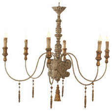 Traditional Chandeliers by Aidan Gray Home