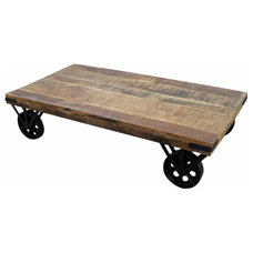 eclectic coffee tables by Tres Amigos World Imports, Inc.