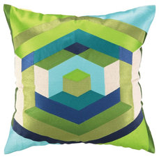 Eclectic Decorative Pillows by Zinc Door