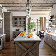 Kitchen: Gisele Bündchen and Tom Brady's House in Los Angeles : Architectural Di