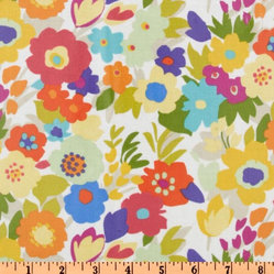 Yard Sale Laminate Floral Multi