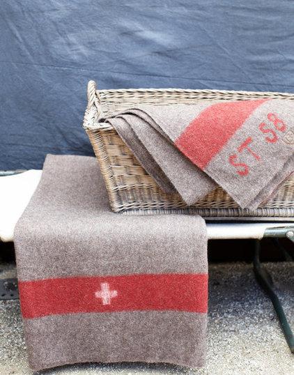 Modern Blankets by Etsy