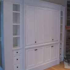 Traditional Storage Cabinets by Competitive Kitchen Designs, Inc.