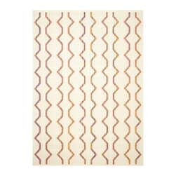 Safavieh - Talita Indoor/Outdoor Rug, Natural / Multi 8' X 11' - Construction Method: Power Loomed. Country of Origin: Eqypt. Care Instructions: Easy To Clean. Just Rinse With A Garden Hose..
