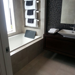 contemporary bathroom tile by Heritage Tiles